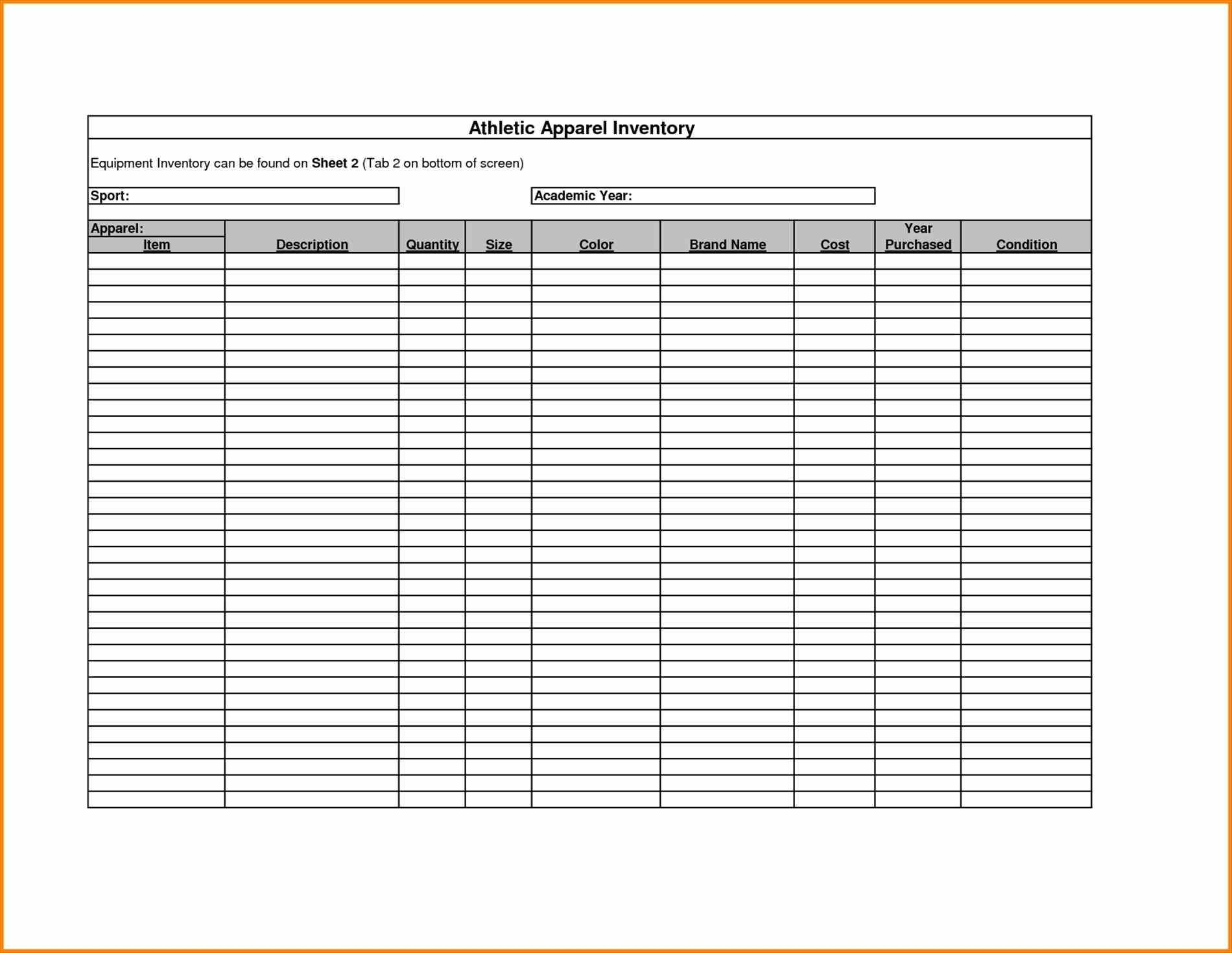 Inventory Spreadsheet Template Excel Product Tracking Pertaining To Inventory Spreadsheet Template Excel Product Tracking Lovely Food