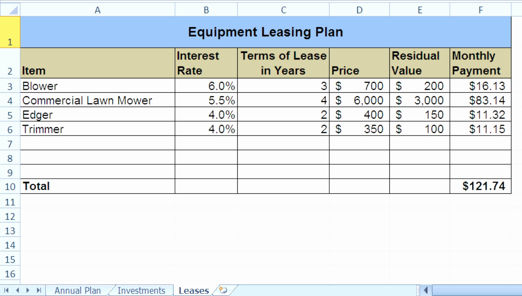 Investment Calculator Spreadsheet Regarding Real Estate Investment Calculator Spreadsheet For Real Estate
