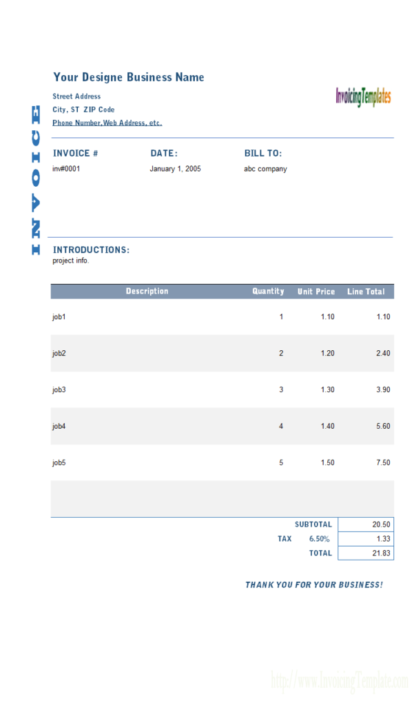 Invoice Spreadsheet Template With Billing Spreadsheet Template Designer Form Blue Each Of Our