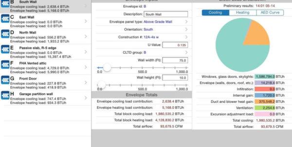 Ios Spreadsheet Inside Hvac Load Calculation Spreadsheet And Carmel Software Corporation