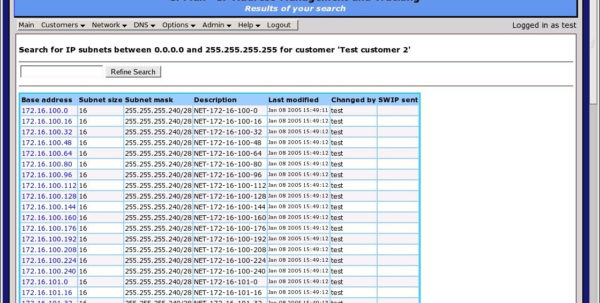Ip Address Planning Spreadsheet