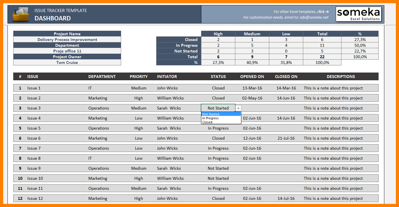 Issue Tracking Spreadsheet Template Excel In 6  Issue Tracking Spreadsheet Template Excel  Credit Spreadsheet