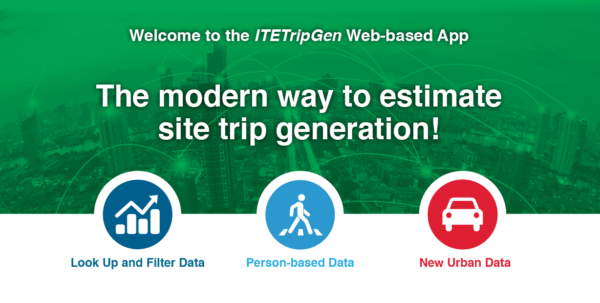 Ite Trip Generation 10Th Edition Spreadsheet Intended For Itetripgen Webbased App