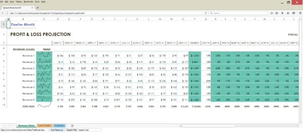 Javascript Spreadsheet Api Regarding Example Of Api Calculation Spreadsheet How To Importexport Excel