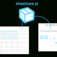Javascript Spreadsheet Library In Sheetsee.js Javascript Spreadsheet Library Google Spreadshee Google Spreadshee node js spreadsheet library