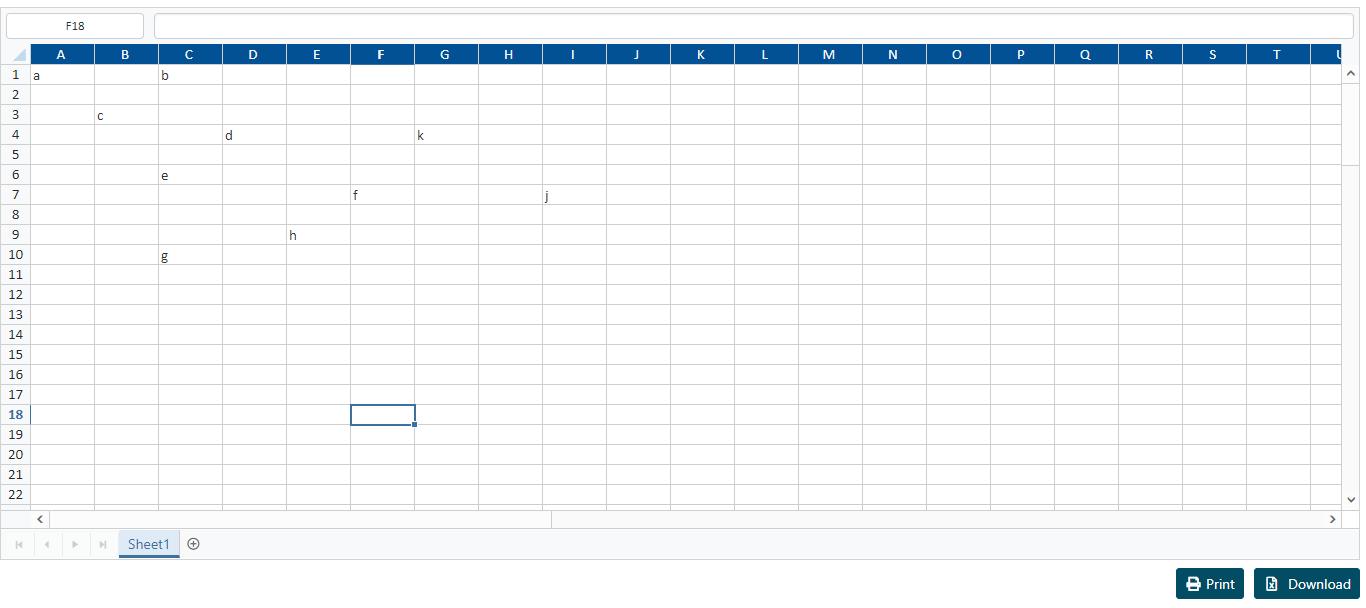 Javascript Spreadsheet Widget Throughout Spreadsheet Will Not Print Grid Lines.  Javascript Jquery Forums Javascript Spreadsheet Widget Google Spreadshee Google Spreadshee javascript spreadsheet widget