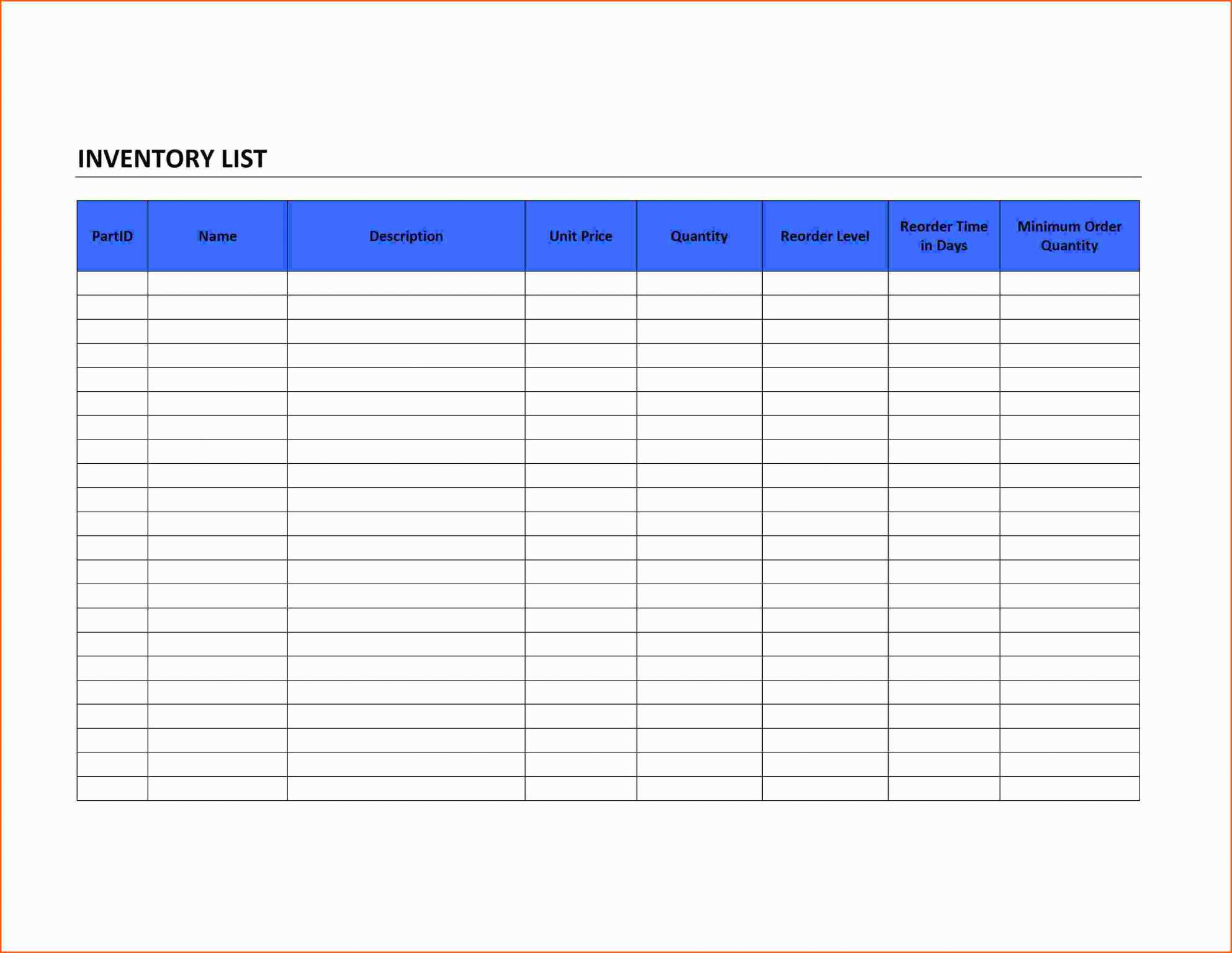 Jewelry Pricing Spreadsheet In Jewelry Inventory Spreadsheet Template For House Inventory List
