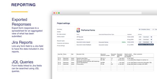 Jira Spreadsheet Intended For Proforma: Forms  Custom Fields For Jira  Atlassian Marketplace