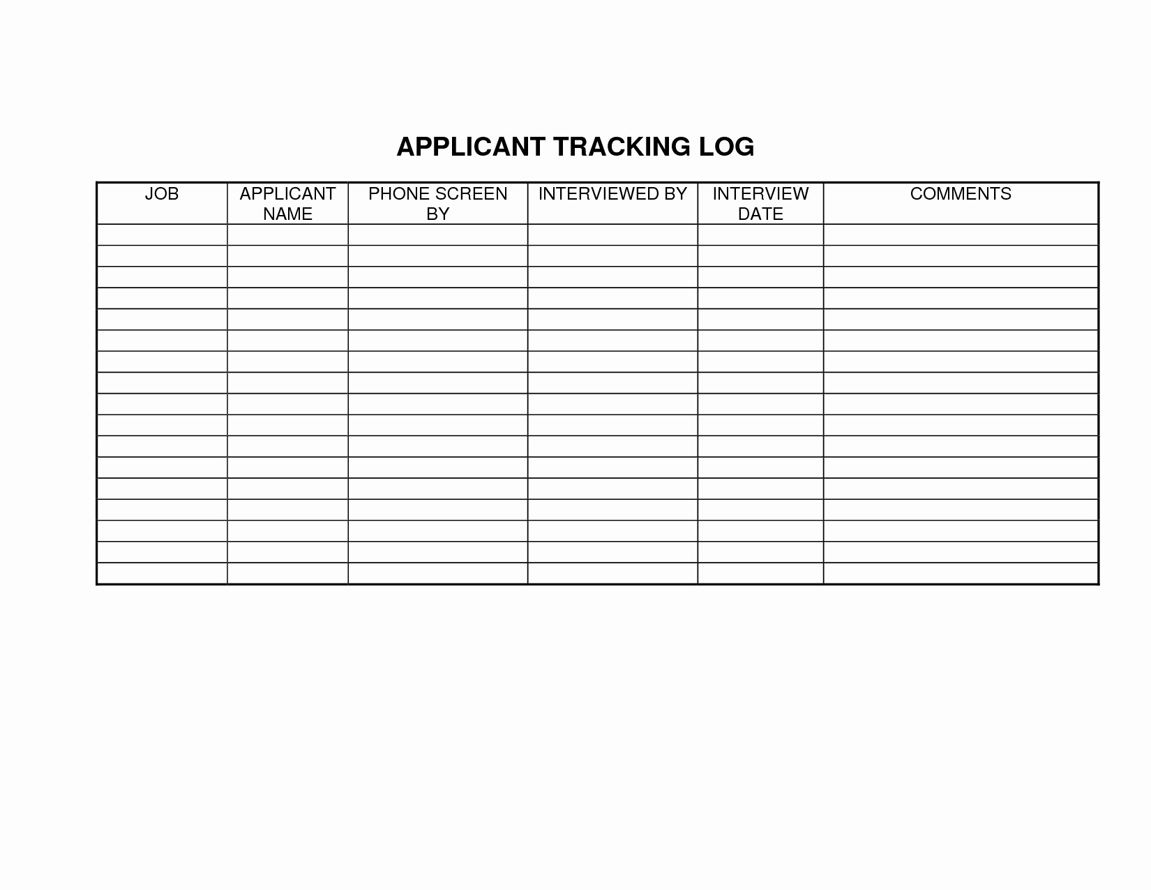 Job Application Tracker Spreadsheet Inside Applicant Tracking Spreadsheet Template Job Search Free Tracker