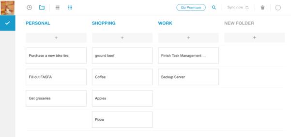 Job Management Spreadsheet Intended For The 40 Best Todo List Apps For Task Management