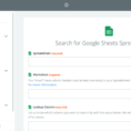 Job Search Spreadsheet Google Sheets Regarding Automate Google Sheets: Search For Existing Rows  Updates  Zapier Job Search Spreadsheet Google Sheets Google Spreadshee Google Spreadshee job search spreadsheet google sheets
