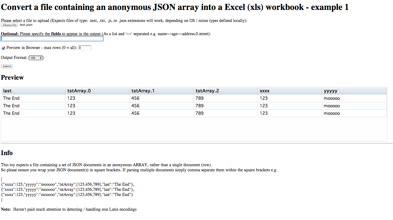 Json To Spreadsheet Converter Throughout Using Perl To Preview In A Web Page And Convert A Json Document Into Json To Spreadsheet Converter Google Spreadshee Google Spreadshee json to spreadsheet converter