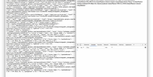 Json To Spreadsheet Converter With Regard To Json To Xml With Angularjs In Preparation For Indesign