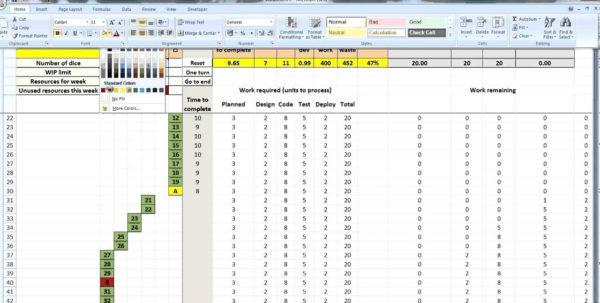 Kanban Metrics Spreadsheet Inside Kanban Spreadsheet On How To Make An Excel Spreadsheet Google