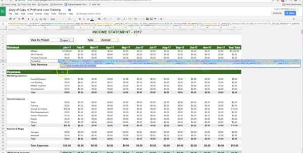 Keeping Track Of Expenses Spreadsheet For Track Expenses Spreadsheet Project To Business Income And Keep Of