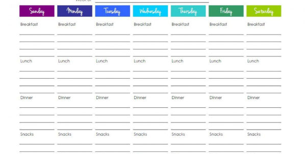 Keto Diet Spreadsheet Intended For 014 Meal Plan Template Excel Free ~ Ulyssesroom