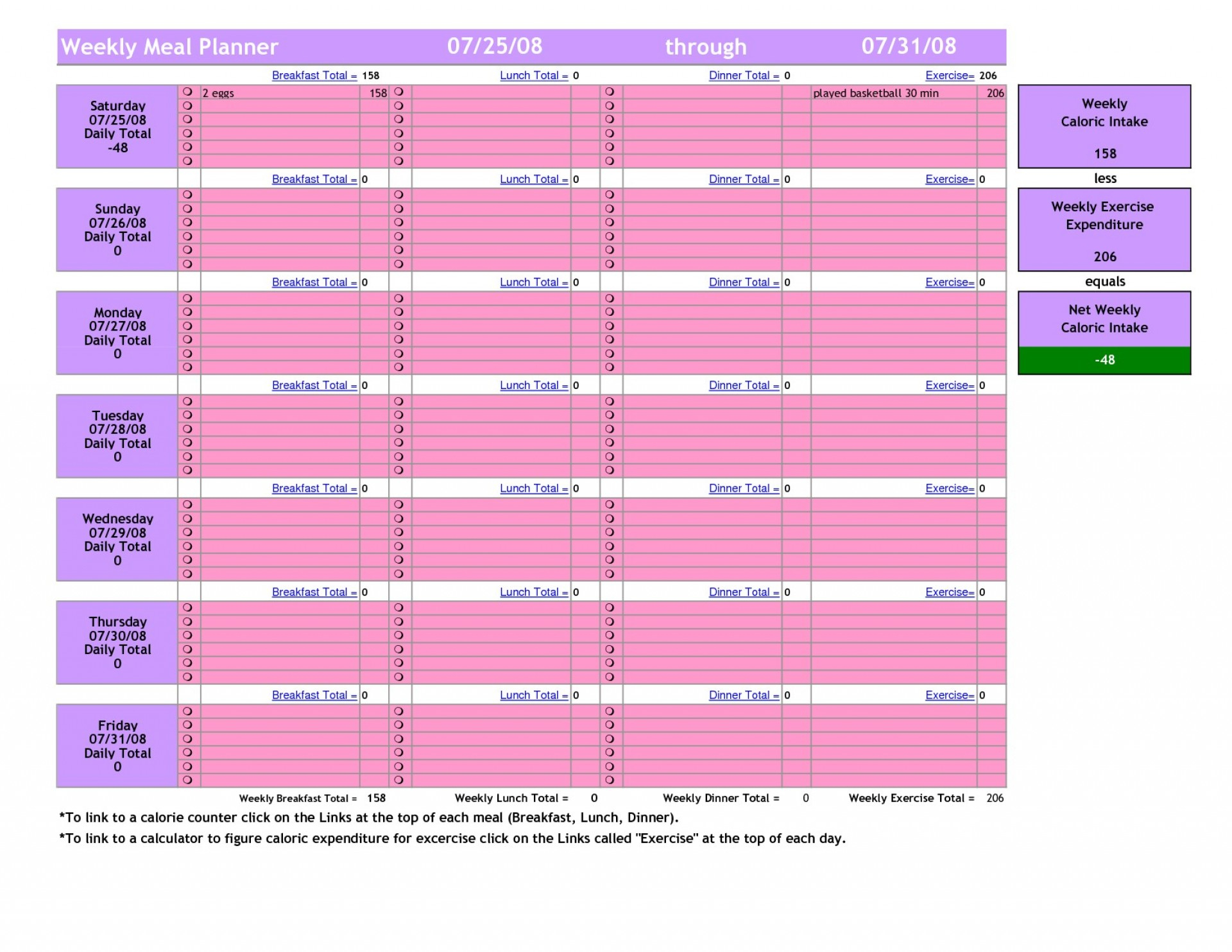 Keto Diet Spreadsheet Regarding 016 Day Fix Meal Plan Template Excel Elegant Printable ~ Tinypetition