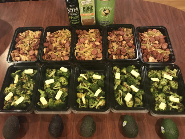 Keto Spreadsheet Reddit Within Keto Omad 5Day Prep Xpost From Mealprepsunday : Ketomealprep