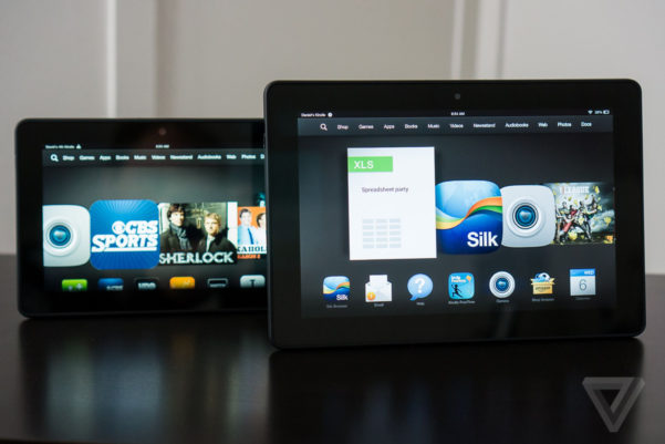 Kindle Spreadsheet App Regarding Amazon Kindle Fire Hdx Review 8.9Inch  The Verge