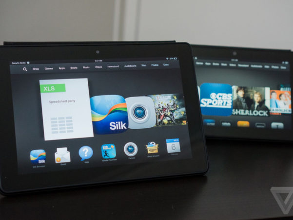 Kindle Spreadsheet App Within Scribd Expands Its Subscription Ebook App To Kindle Fire  The Verge