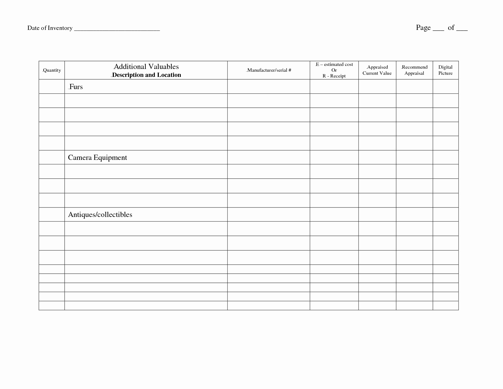 Kitchen Inventory Spreadsheet Excel Inside Example Of Bakery Inventory Spreadsheet Sheet Beautiful Kitchen Prep