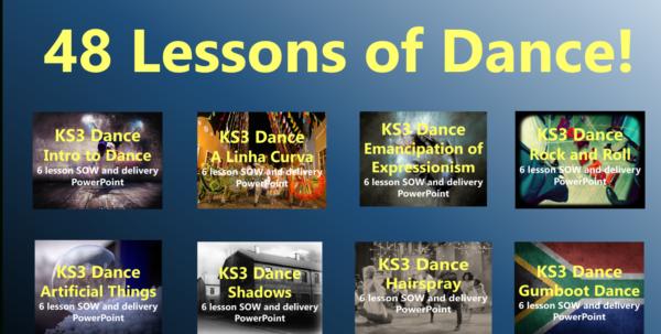 Ks3 Spreadsheet Worksheets Within Ks3 Dance Bundle  48 Lessons Of Dance!samjball  Teaching Ks3 Spreadsheet Worksheets Payment Spreadsheet