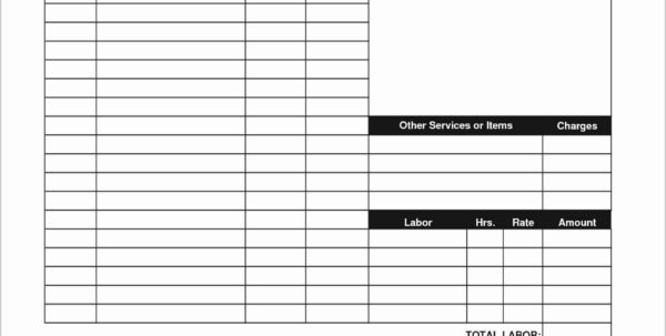 Labor Tracking Spreadsheet Regarding Labor Tracking Spreadsheet And Salvation Army Donation Receipt