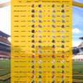 Las Vegas Nfl Spreadsheet Pertaining To Nfl Odds And Predictions: Picking The Full Week 16 Slate Of Games