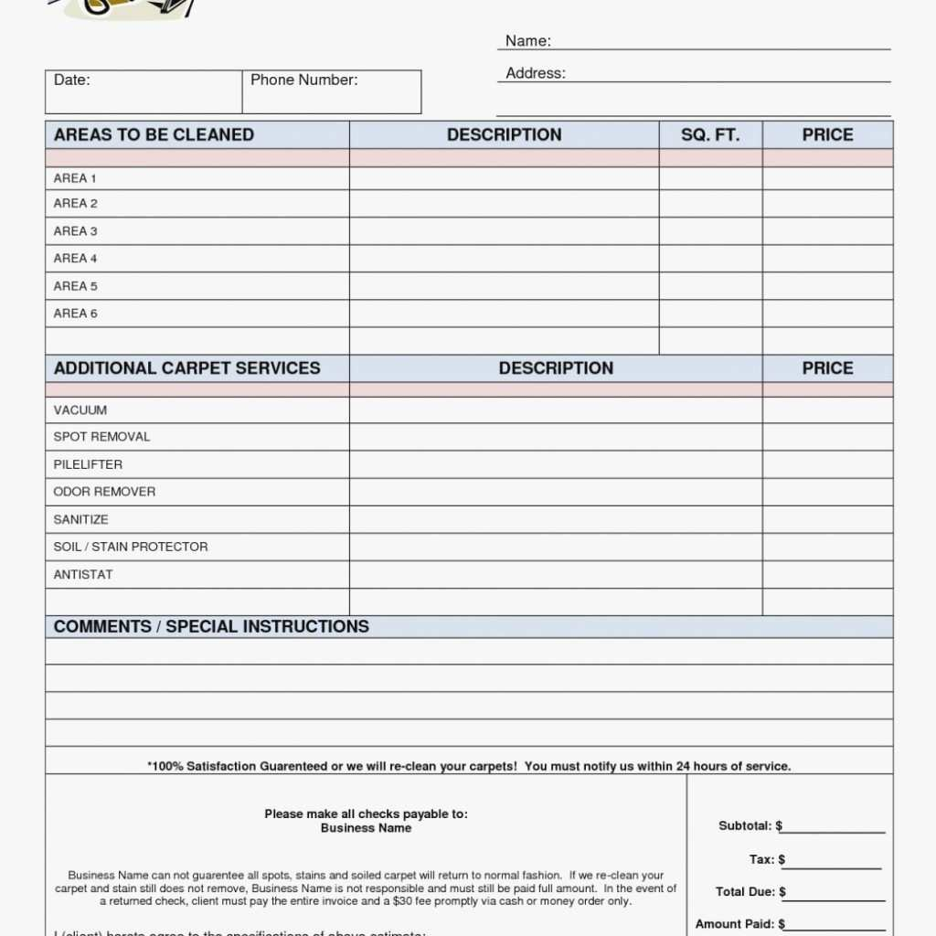 Lawn Care Pricing Spreadsheet Regarding Lawn Care Estimate Template Yard Work Wwwtopsimagescom Landscaping