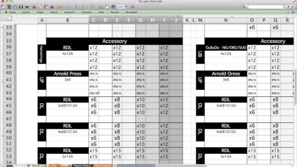 Layne Norton Ph3 Spreadsheet In Laynen Ph3 Spreadsheet Maxresdefault Personal Training Templates