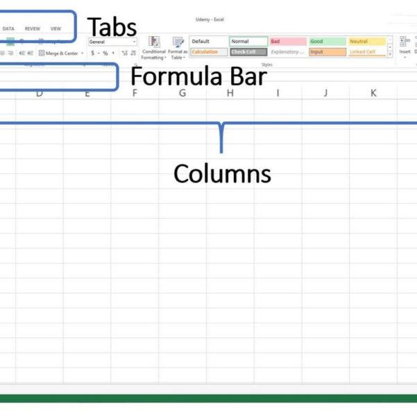 Learn Excel Spreadsheets Online Free Inside Microsoft Excel 2013 Tutorial And Free Online Excel Spreadsheet