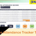 Leave Of Absence Tracking Spreadsheet With Regard To Employee Attendance Tracking Spreadsheet Template Free Google