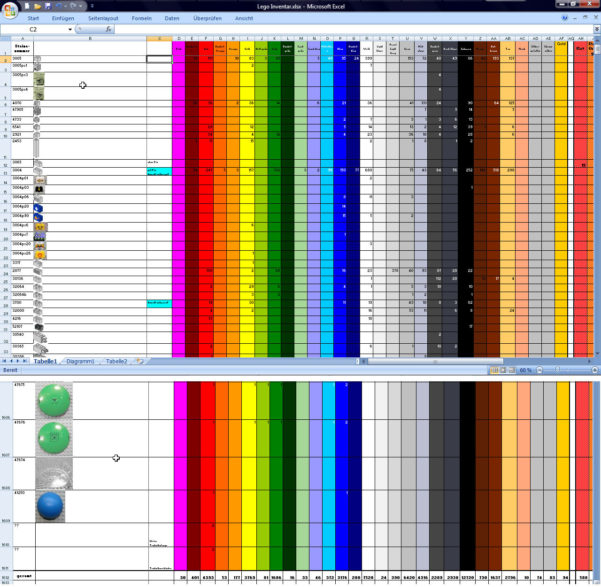 Lego Inventory Spreadsheet Inside How Do You Keep Track Of Your Collection?  General Lego Discussion