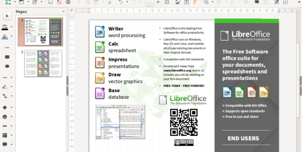 Libreoffice Create Database From Spreadsheet Inside Screenshots  Libreoffice  Free Office Suite  Fun Project