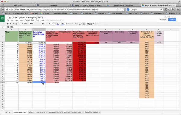 Life Cycle Cost Analysis Excel Spreadsheet Throughout Hvac Life Cycle Cost Analysis Spreadsheet  Samplebusinessresume