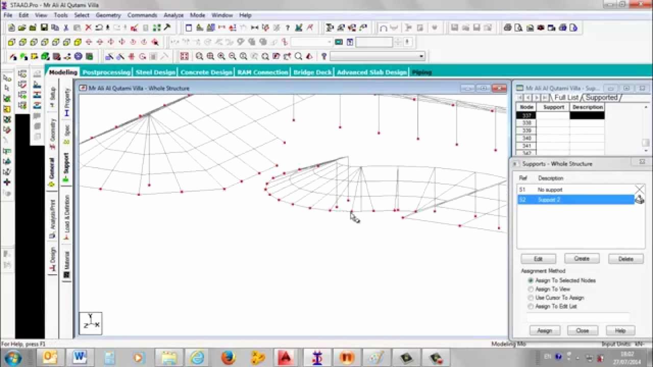 Light Pole Foundation Design Spreadsheet Pertaining To Zurlin Design Spreadsheet Beautiful Staadro Modeling Of Roof