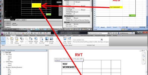 Link Excel Spreadsheets Throughout Link Excel Spreadsheet Data Into Revit » What Revit Wants Link Excel Spreadsheets Spreadsheet Download