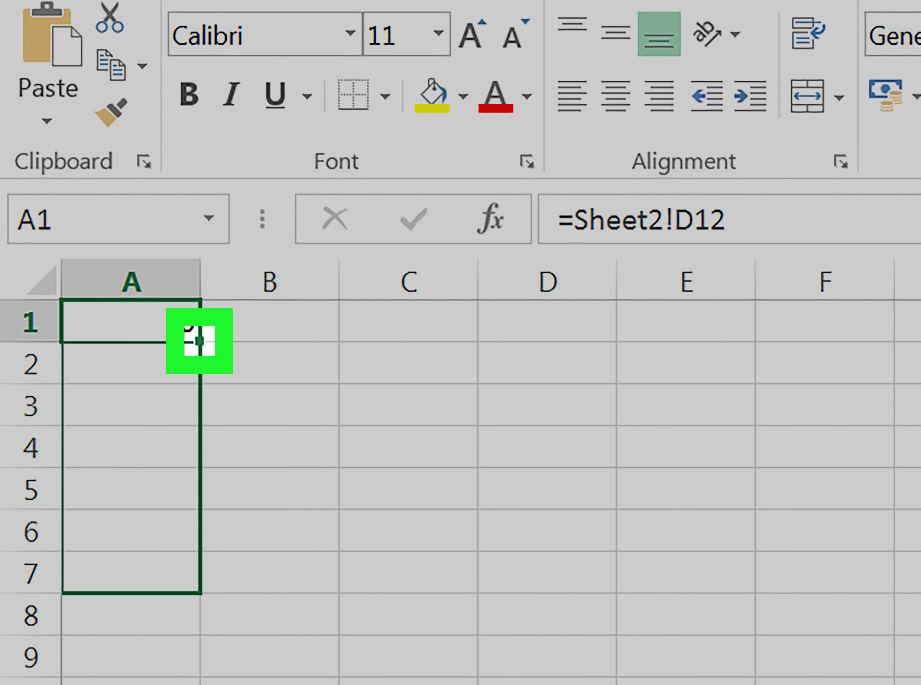 Linking Excel Spreadsheets Inside How To Link Sheets In Excel: 10 Steps With Pictures  Wikihow