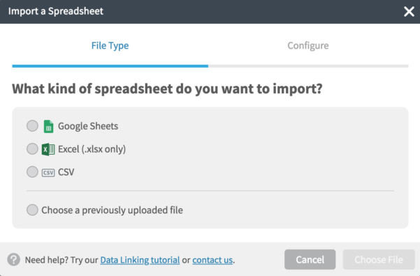 Linking Excel Spreadsheets With Link Lucidchart Diagrams To Spreadsheet Data – Lucidchart