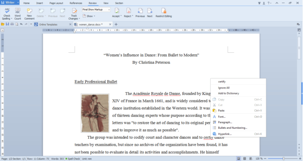 Linux Spreadsheet Software Pertaining To Best Office Run On Linux Platform, Wps Office For Linux  Wps Office