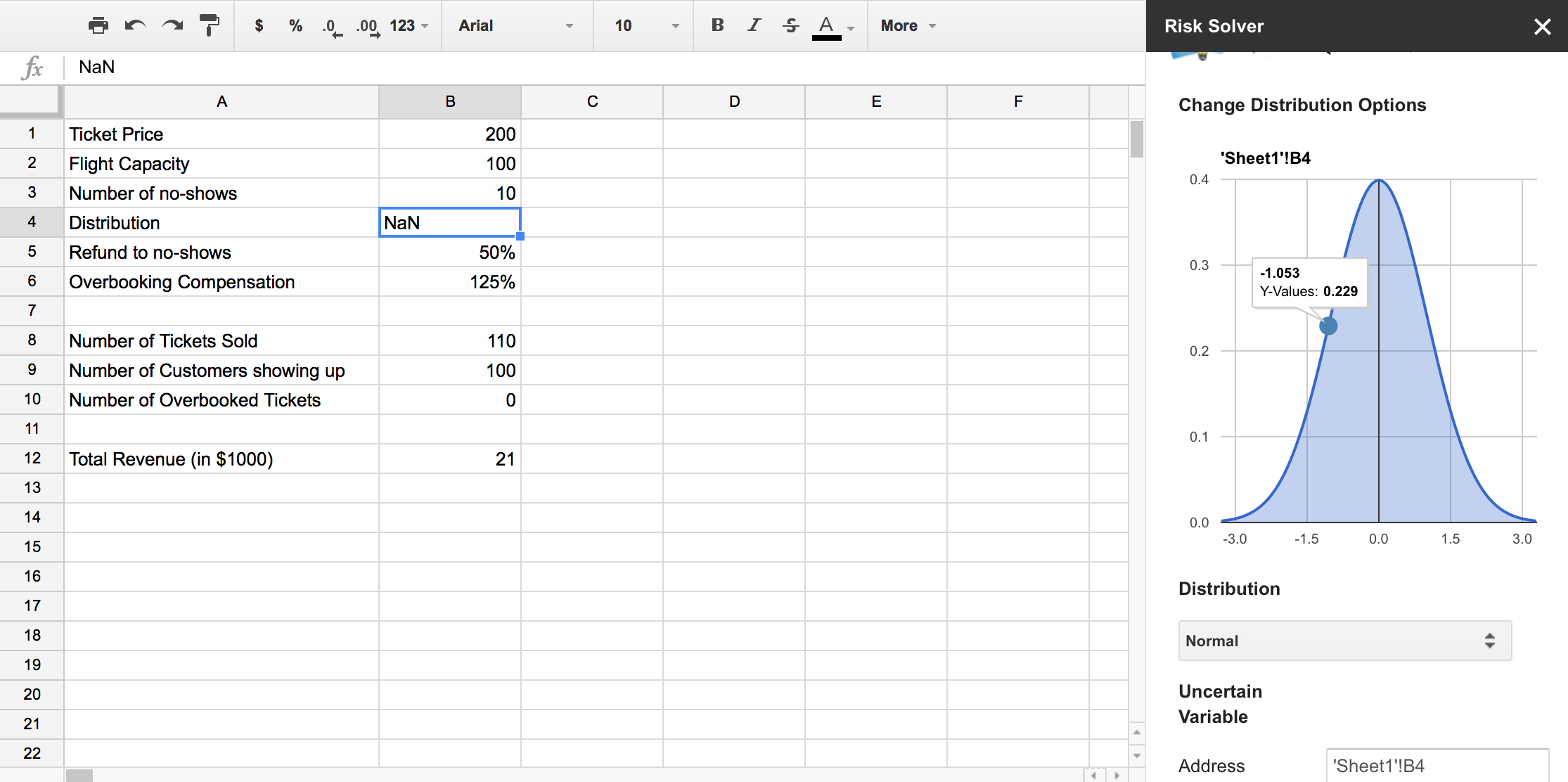 Lists And Spreadsheets Calculator Throughout 50 Google Sheets Addons To Supercharge Your Spreadsheets  The