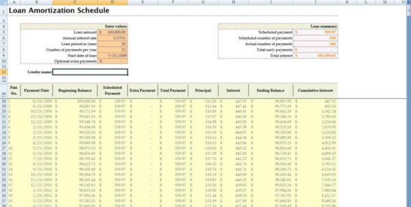 Loan Calculator Spreadsheet Pertaining To Home Loan Calculator Spreadsheet  My Mortgage Home Loan