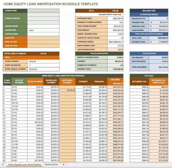 Loan Payment Calculator Spreadsheet Throughout Home Loan Payment Calculator Extra Payment  Parttime Jobs