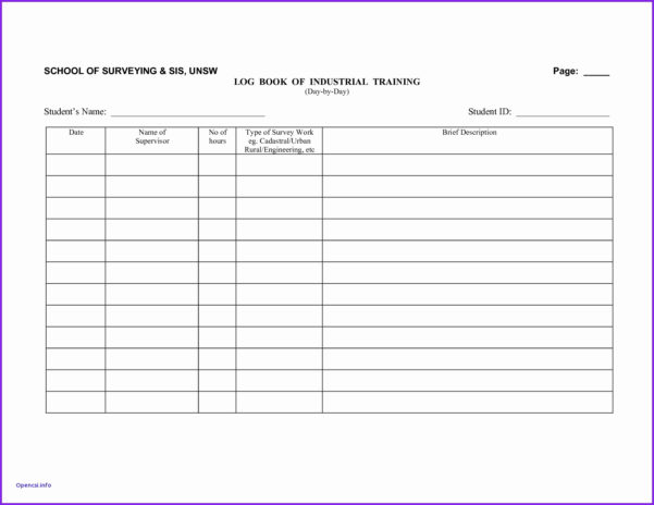 Log Book Auditing Spreadsheet Intended For Vehicle Log Book Template  Parttime Jobs