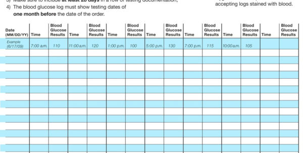 Log Book Auditing Spreadsheet Within Blood Glucose Tracking Spreadsheet With Sugar Log Plus Printable