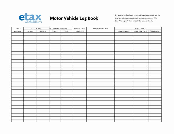 Log Book Spreadsheet With Truck Driver Log Book Excel Template  Charlotte Clergy Coalition