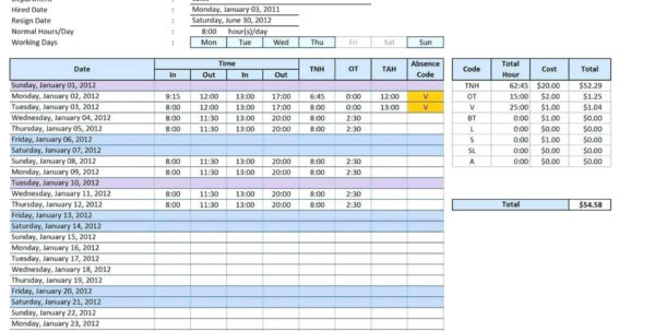 Long Service Leave Calculation Spreadsheet Regarding 004 Employee Vacation Planner Template Excel As Well Spreadsheet