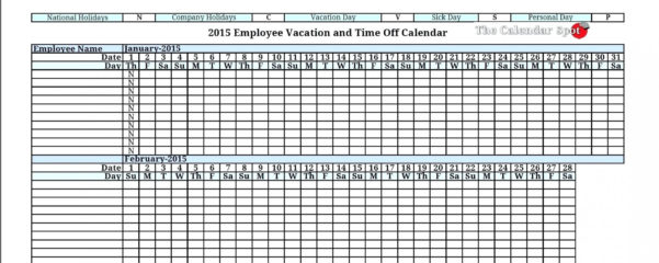 Long Service Leave Calculation Spreadsheet With 023 Template Ideas Employee Vacation Planner Accrual Spreadsheet