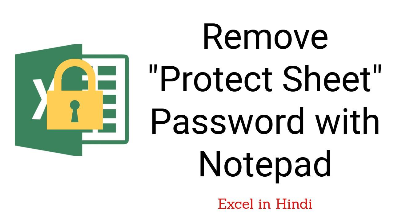 Lost Password Excel Spreadsheet Regarding Remove Password From Excel 【 Remove Workbook Password 】