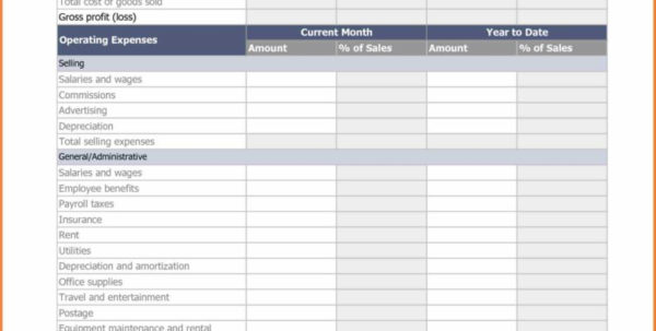Lost Wages Spreadsheet In Business Profit And Loss Spreadsheet Invoice Template Projection For